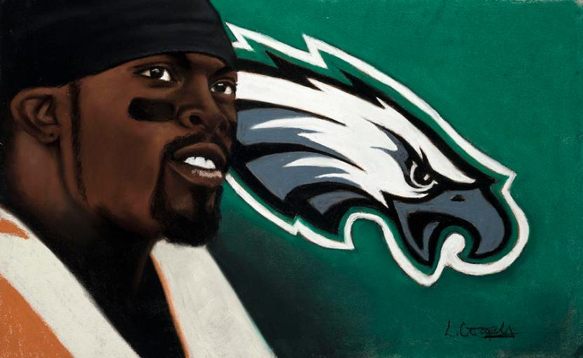 michael-vick artwork
