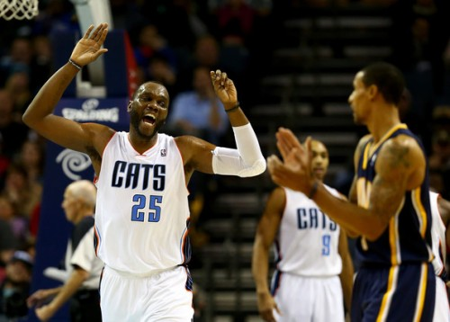Al+Jefferson+Indiana+Pacers+v+Charlotte+Bobcats+vWLthOtaQWBl